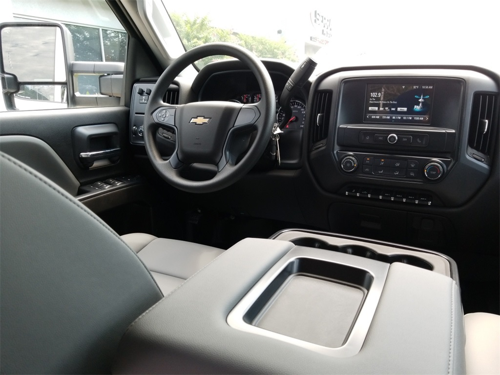 2018 Silverado 2500 Crew Cab 4x4,  Knapheide Service Body #C80930 - photo 33