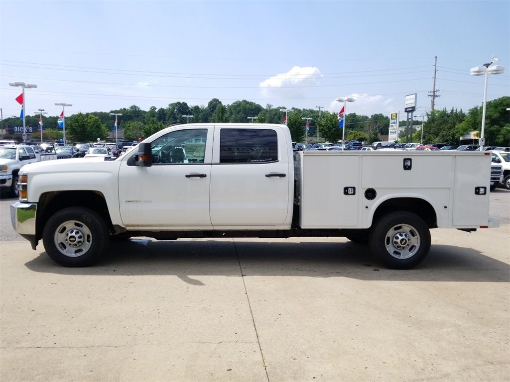 2018 Silverado 2500 Crew Cab 4x4,  Knapheide Service Body #C80930 - photo 5