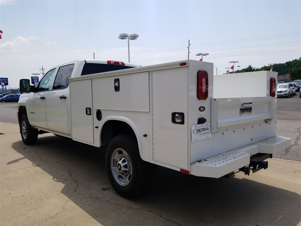 2018 Silverado 2500 Crew Cab 4x4,  Knapheide Service Body #C80930 - photo 6