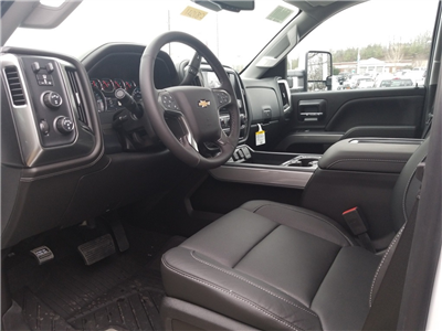 2018 Silverado 3500 Crew Cab 4x4,  Pickup #C81031 - photo 45