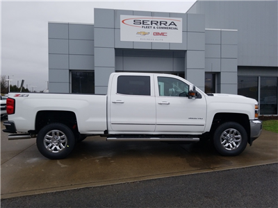 2018 Silverado 3500 Crew Cab 4x4,  Pickup #C81031 - photo 8