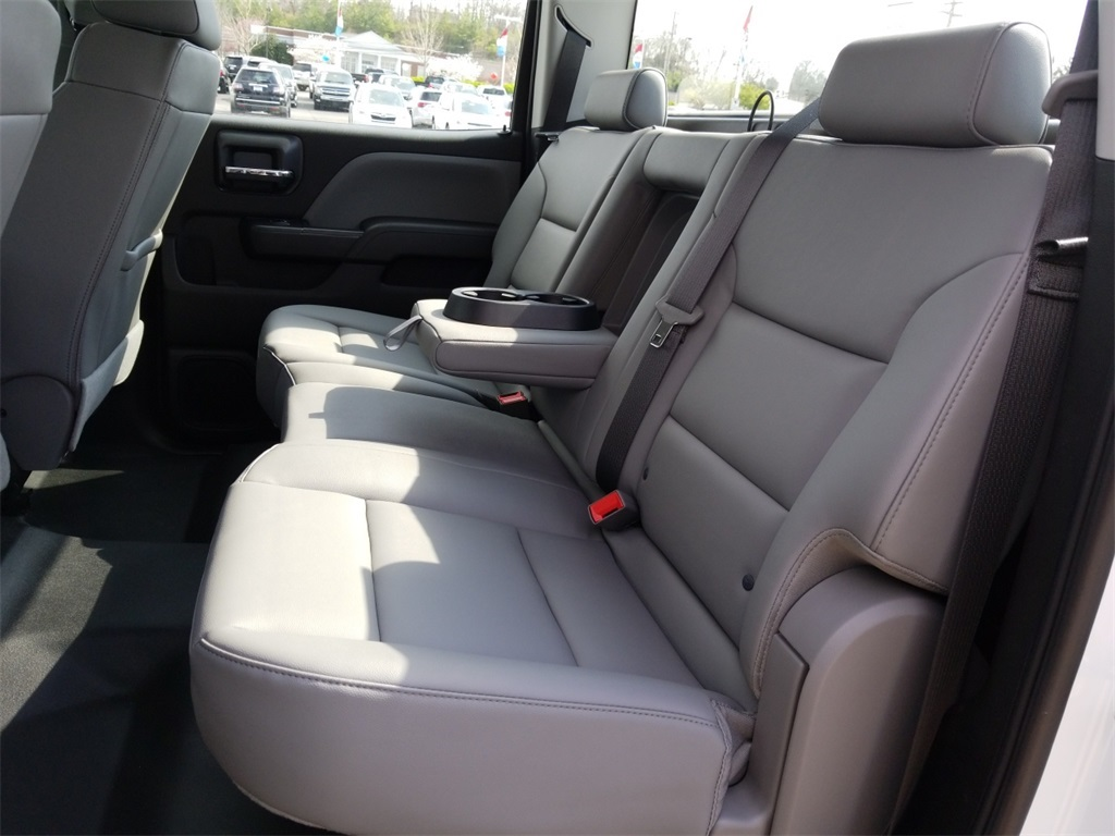2018 Silverado 3500 Crew Cab DRW 4x4,  Service Body #C81139 - photo 34