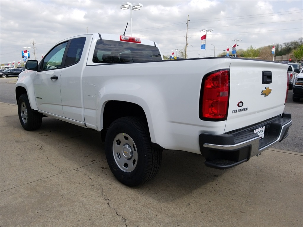 2018 Colorado Extended Cab,  Pickup #C81603 - photo 6