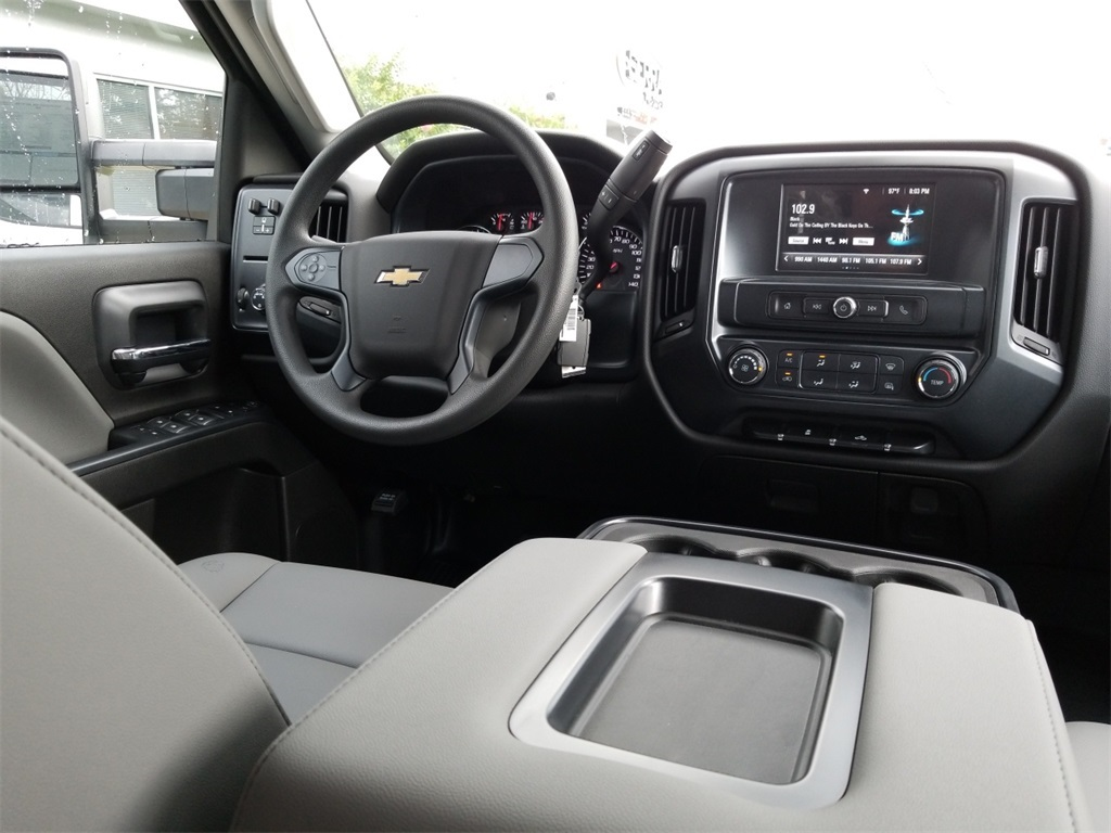 2018 Silverado 2500 Double Cab 4x4,  Warner Select II Service Body #C81922 - photo 38