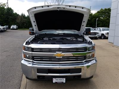 2018 Silverado 2500 Double Cab 4x4,  Warner Select II Service Body #C81922 - photo 19