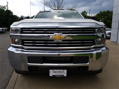 2018 Silverado 2500 Double Cab 4x4,  Warner Select II Service Body #C81922 - photo 3