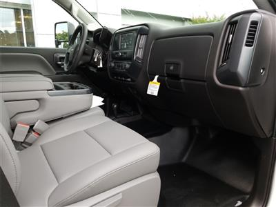 2018 Silverado 2500 Double Cab 4x4,  Warner Select II Service Body #C81922 - photo 26