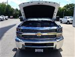 2018 Silverado 2500 Double Cab 4x4,  Reading SL Service Body #C81985 - photo 18