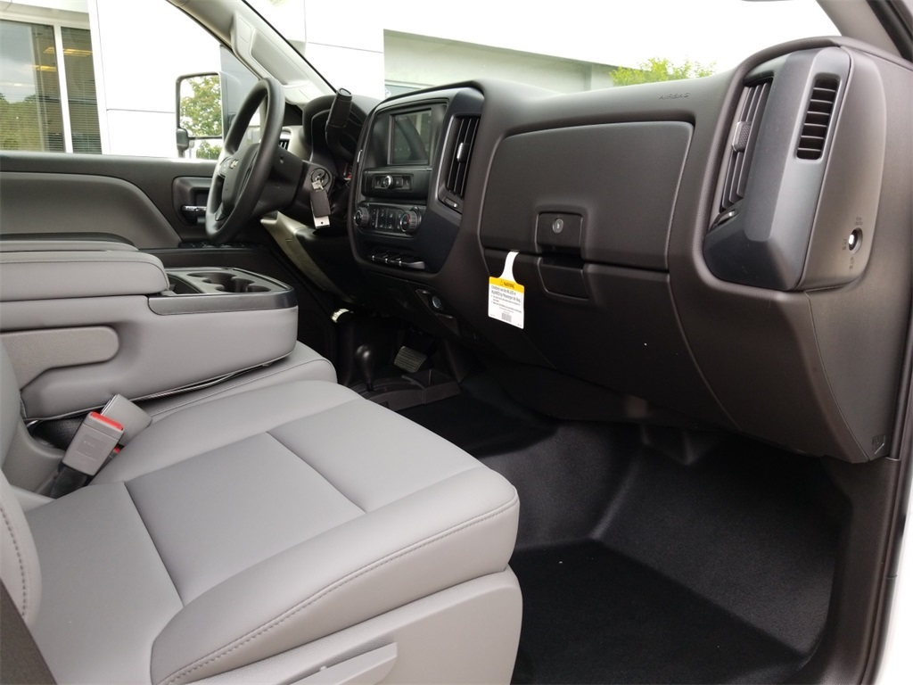 2018 Silverado 2500 Double Cab 4x4,  Reading SL Service Body #C81986 - photo 27