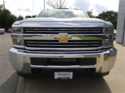 2018 Silverado 2500 Double Cab 4x4,  Reading SL Service Body #C81986 - photo 3
