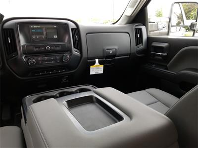 2018 Silverado 2500 Double Cab 4x4,  Reading SL Service Body #C81986 - photo 38