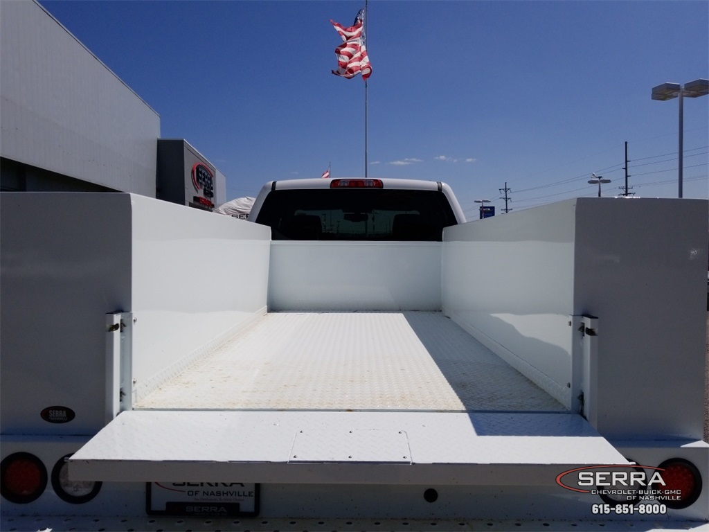 2018 Silverado 2500 Double Cab 4x4,  Warner Select II Service Body #C82023 - photo 11