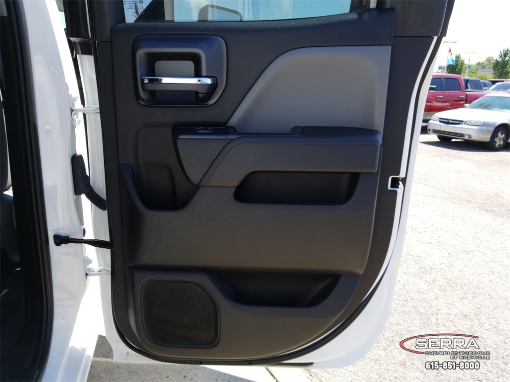 2018 Silverado 2500 Double Cab 4x4,  Warner Select II Service Body #C82023 - photo 25