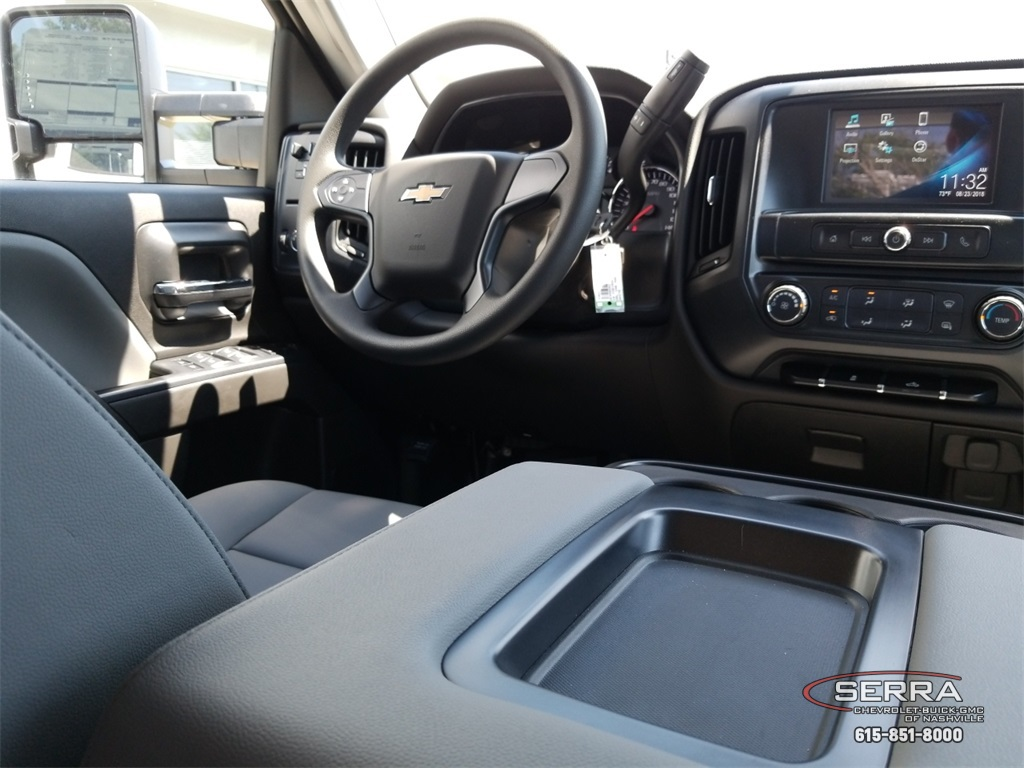 2018 Silverado 2500 Double Cab 4x4,  Warner Select II Service Body #C82023 - photo 38