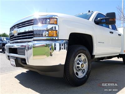 2018 Silverado 2500 Double Cab 4x4,  Warner Select II Service Body #C82023 - photo 16