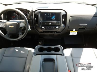 2018 Silverado 2500 Double Cab 4x4,  Warner Select II Service Body #C82023 - photo 35