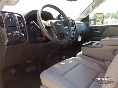 2018 Silverado 2500 Double Cab 4x4,  Warner Select II Service Body #C82023 - photo 42