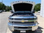 2018 Silverado 2500 Double Cab 4x4,  Warner Select II Service Body #C82023 - photo 19