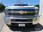 2018 Silverado 2500 Double Cab 4x4,  Warner Select II Service Body #C82023 - photo 3