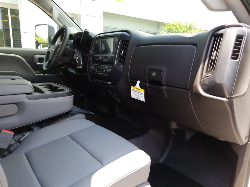 2018 Silverado 2500 Crew Cab 4x2,  Reading SL Service Body #C82235 - photo 25