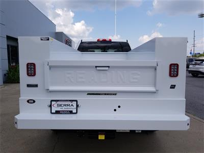 2018 Silverado 2500 Crew Cab 4x2,  Reading SL Service Body #C82235 - photo 7
