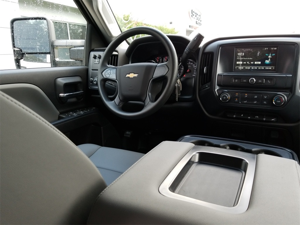 2018 Silverado 2500 Crew Cab 4x4,  Service Body #C82236 - photo 38