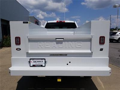 2018 Silverado 2500 Crew Cab 4x4,  Service Body #C82236 - photo 7