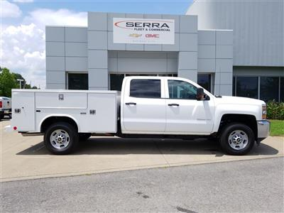 2018 Silverado 2500 Crew Cab 4x4,  Service Body #C82236 - photo 8
