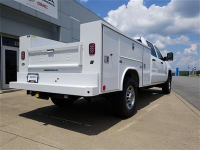 2018 Silverado 2500 Crew Cab 4x4,  Service Body #C82236 - photo 9