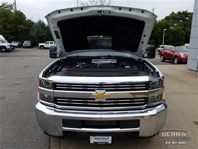 2018 Silverado 3500 Regular Cab DRW 4x2,  Southern Coach Platform Body #C82460 - photo 18