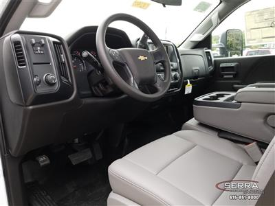 2018 Silverado 3500 Regular Cab DRW 4x2,  Southern Coach Platform Body #C82460 - photo 30
