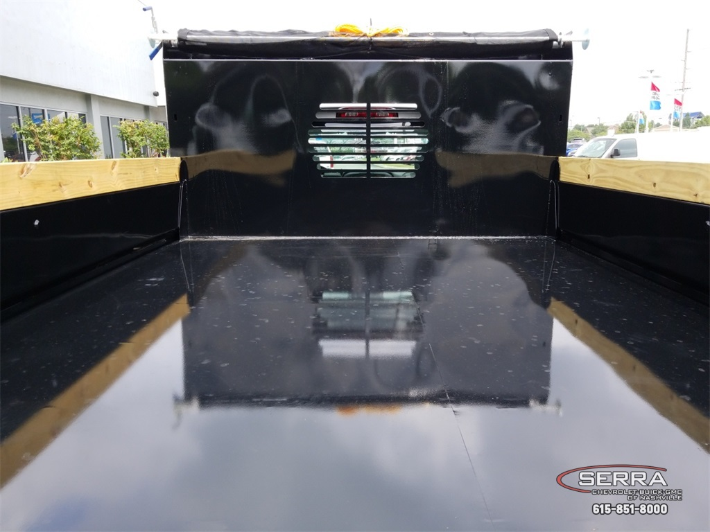 2018 Silverado 3500 Regular Cab DRW 4x2,  Freedom Dump Body #C82475 - photo 12