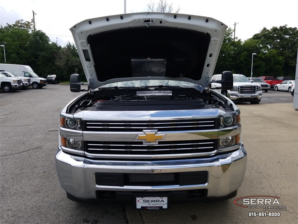 2018 Silverado 3500 Regular Cab DRW 4x2,  Freedom Dump Body #C82475 - photo 22