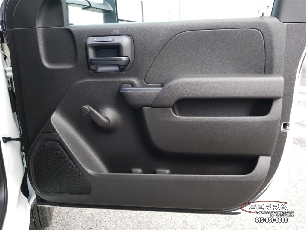 2018 Silverado 3500 Regular Cab DRW 4x2,  Freedom Dump Body #C82475 - photo 26