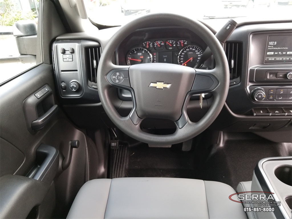 2018 Silverado 3500 Regular Cab DRW 4x2,  Freedom Dump Body #C82475 - photo 31