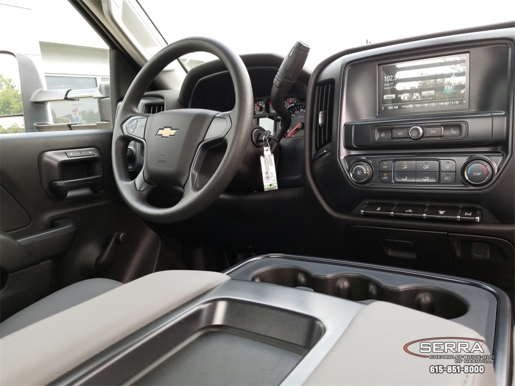2018 Silverado 3500 Regular Cab DRW 4x2,  Freedom Dump Body #C82475 - photo 32