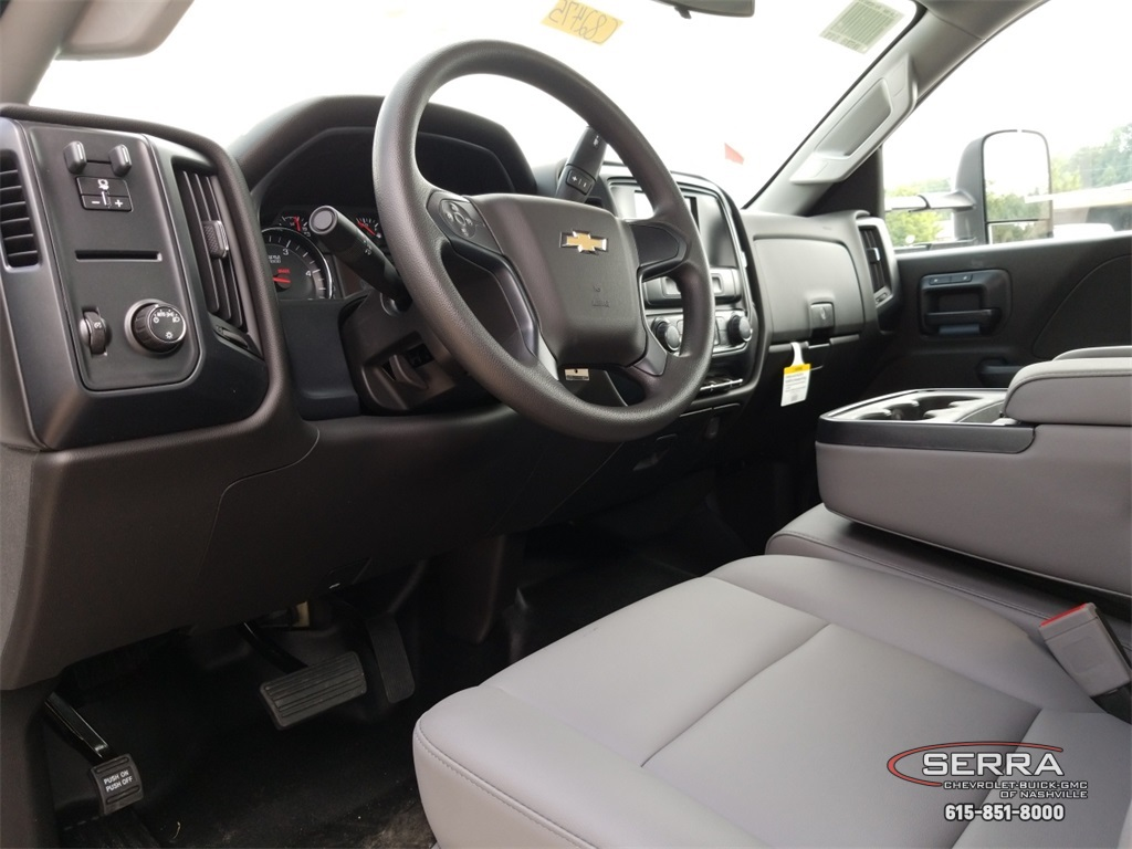 2018 Silverado 3500 Regular Cab DRW 4x2,  Freedom Dump Body #C82475 - photo 37
