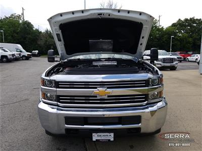 2018 Silverado 3500 Regular Cab DRW 4x2,  Freedom LoadPro Dump Body #C82475 - photo 22