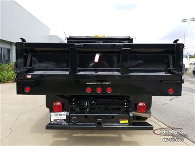 2018 Silverado 3500 Regular Cab DRW 4x2,  Freedom LoadPro Dump Body #C82475 - photo 7