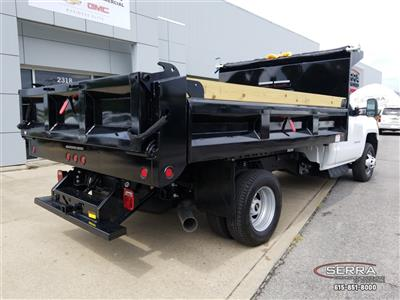 2018 Silverado 3500 Regular Cab DRW 4x2,  Freedom LoadPro Dump Body #C82475 - photo 2