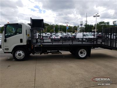 2018 LCF 4500 Regular Cab,  Wil-Ro Standard Dovetail Landscape #C82663 - photo 5