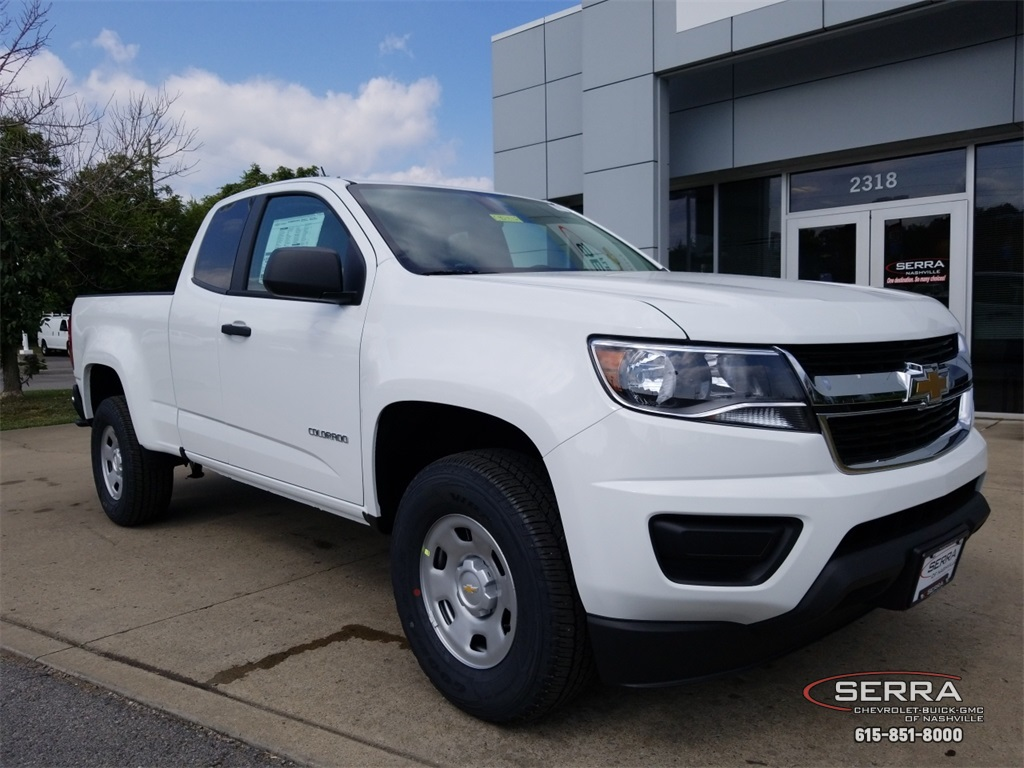 2019 Colorado Extended Cab 4x2,  Pickup #C92312 - photo 1