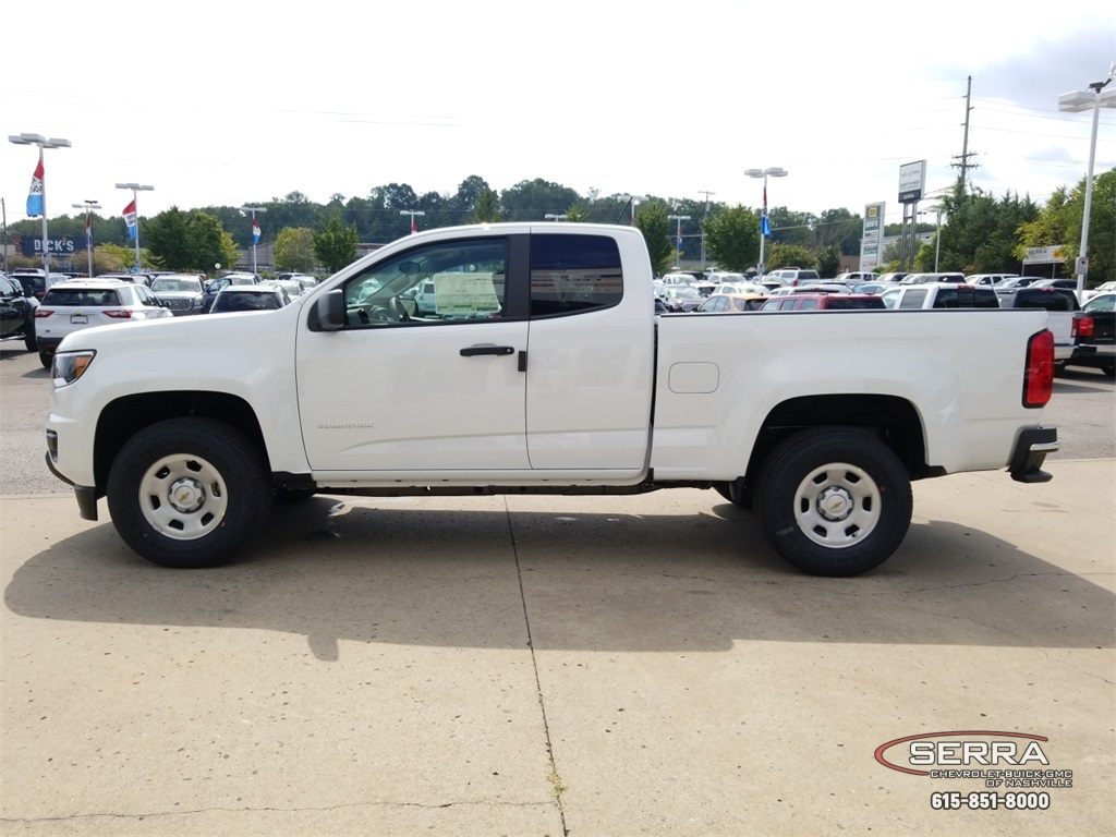 2019 Colorado Extended Cab 4x2,  Pickup #C92312 - photo 5