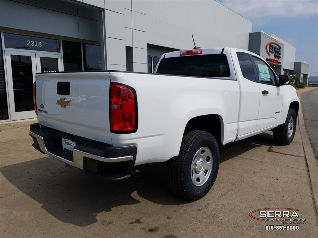 2019 Colorado Extended Cab 4x2,  Pickup #C92312 - photo 2