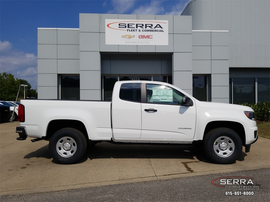 2019 Colorado Extended Cab 4x2,  Pickup #C92312 - photo 8
