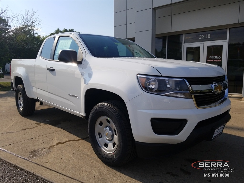 2019 Colorado Extended Cab 4x2,  Pickup #C92328 - photo 1