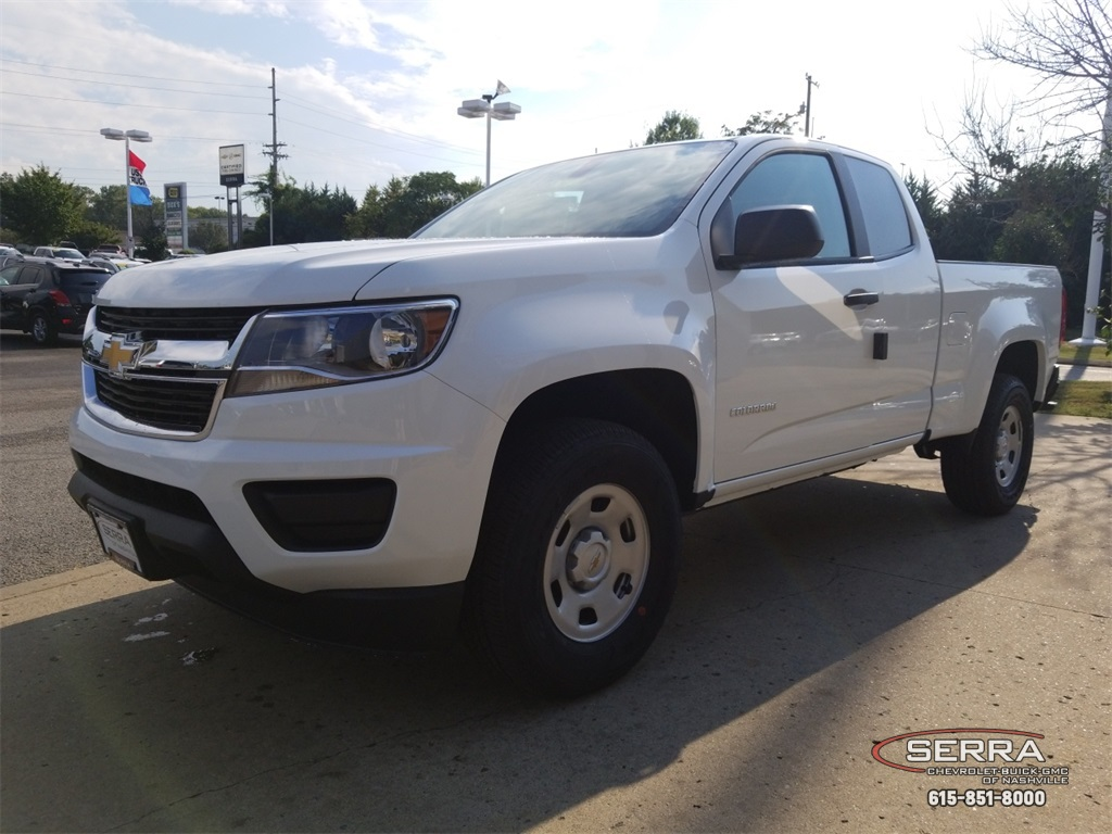 2019 Colorado Extended Cab 4x2,  Pickup #C92328 - photo 4