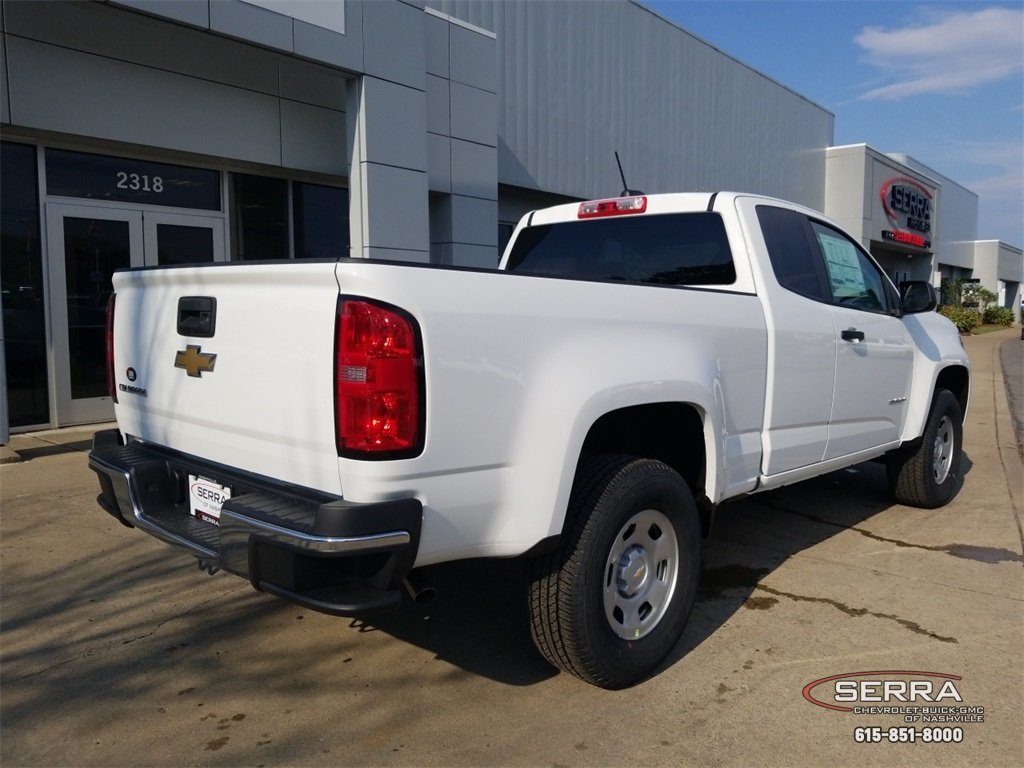 2019 Colorado Extended Cab 4x2,  Pickup #C92328 - photo 2