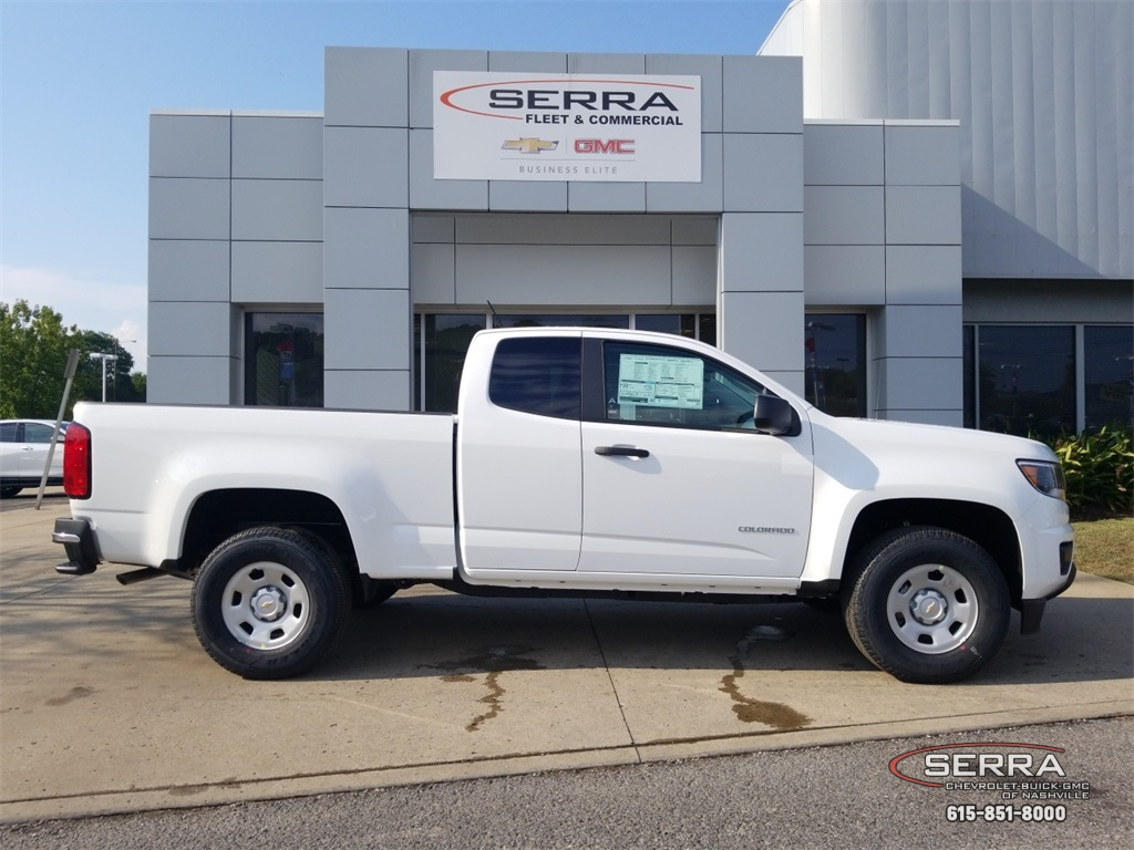 2019 Colorado Extended Cab 4x2,  Pickup #C92328 - photo 8