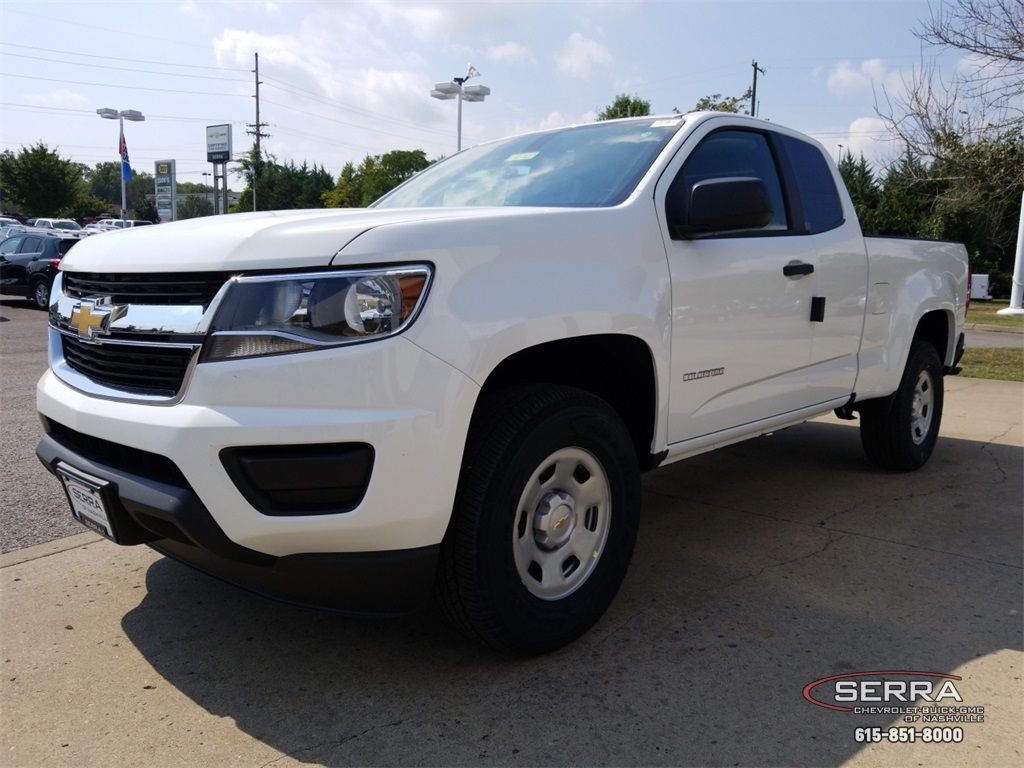 2019 Colorado Extended Cab 4x2,  Pickup #C92329 - photo 4